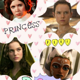 You all deserve so much better: A playlist dedicated to the women of Star Wars
