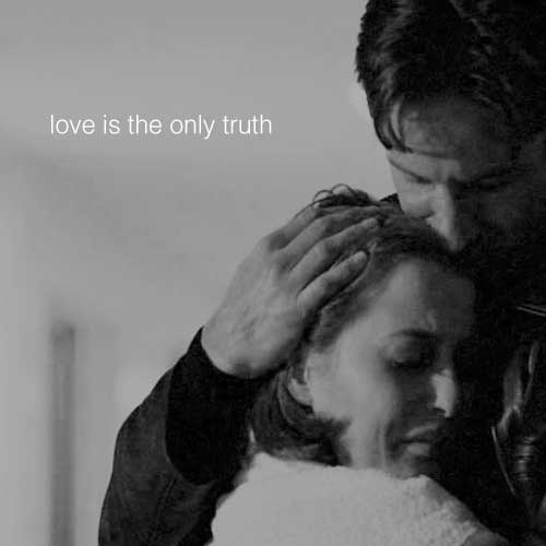 love is the only truth