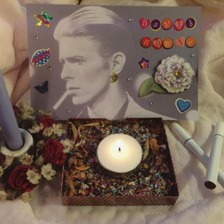 an ode to david bowie