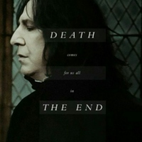 {even after death} Alan Rickman (1946-2016)