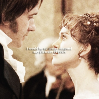 """I Could Easily Forgive His Pride, If He Had Not Mortified Mine"""