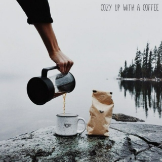 Cozy up with a Coffee