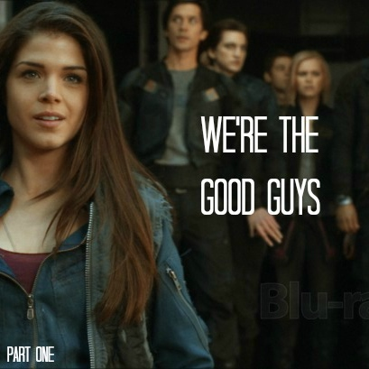 We're the good guys