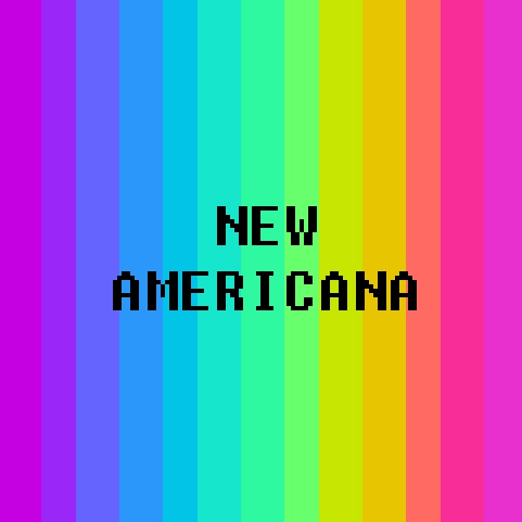 WE ARE THE NEW AMERICANA.
