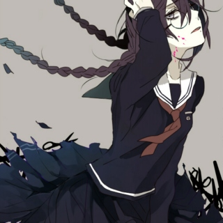 She Runs with Scissors - A Touko Fukawa Fanmix
