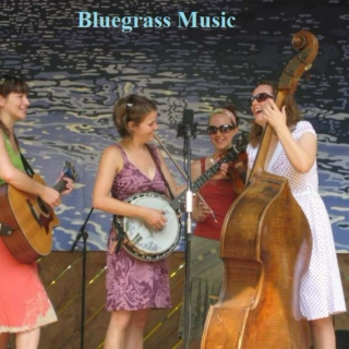 Women In Bluegrass