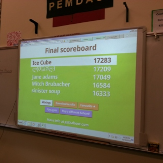 music from kahoot