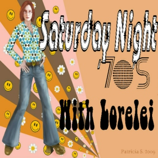 Saturday Night '70s With Lorelei - Disco and Funk Playlist #1