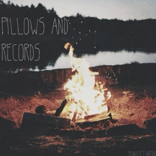 Pillows & Records ♡