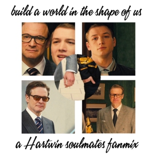 build a world in the shape of us
