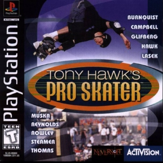 I Grew Up On Tony Hawk Pro Skater Vol.1