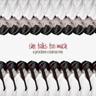she talks too much | a proclone cosima fst