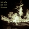 friends are not forever
