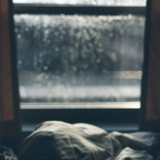 Songs to watch the rain under the blanket