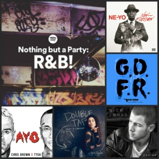 Nothing But A Party: R&B!