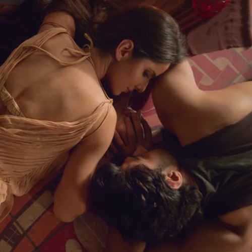 Steamy Bollywood Love