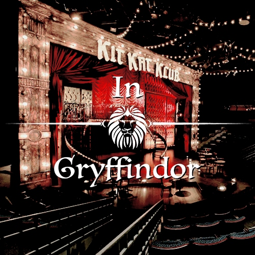 Time To Fly - A Broadway Playlist for Gryffindors