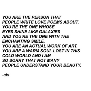 Dear Ethereal Beloved,