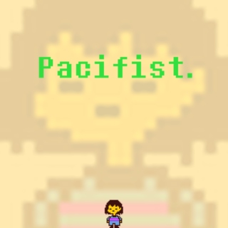 Pacifist.