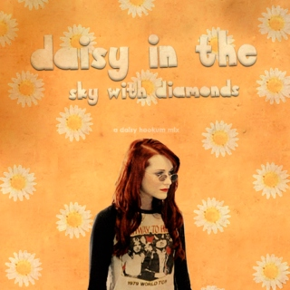 daisy in the sky with diamonds
