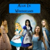 Alice In Wonderland : an Alice mix