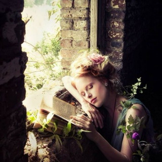 Darling, would you read to me a tale of Spring?