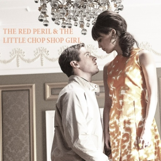 The Red Peril & the Little Chop Shop Girl