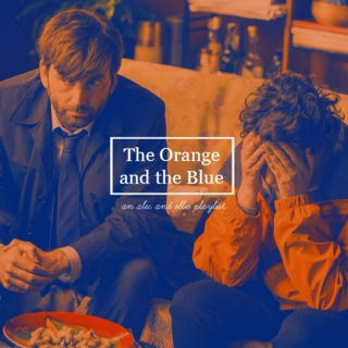 The Orange and the Blue
