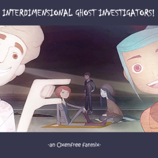 interdimensional ghost investigators!