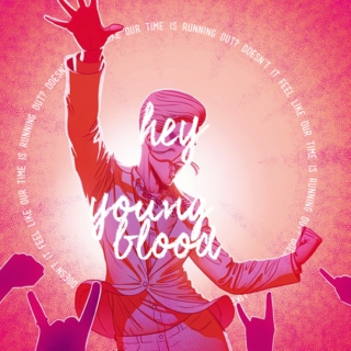 hey, youngblood