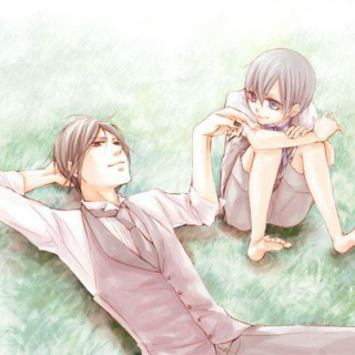 our little secret  (Love songs for Ciel and Sebastian)