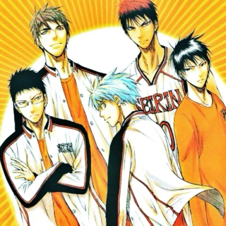 ultimate knb playlist (FIRST EDITION)