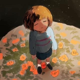 still just you, frisk.