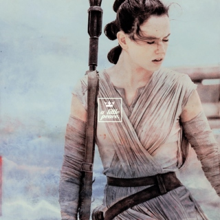 a little peace. | rey