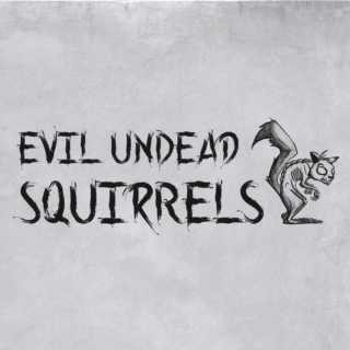 #8 - Evil Undead Squirrels