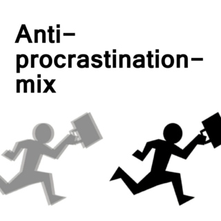 Anti-procrastination-mix