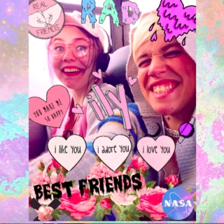 Totally Rad Not At All Lame Or Cheesy Bday Playlist About Friendship N Junk