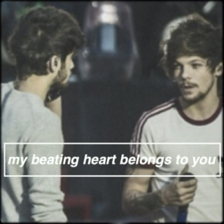 my beating heart belongs to you