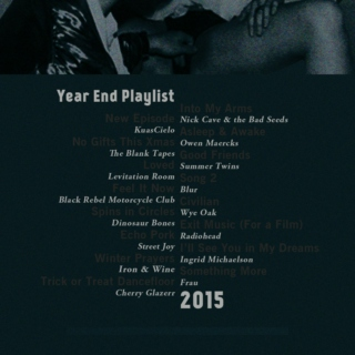 Wearn Year End Playlist