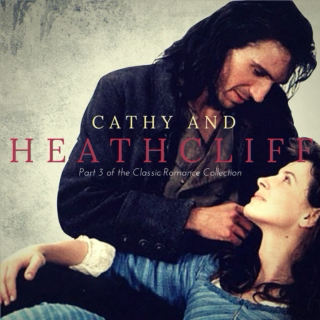 Cathy and Heathcliff