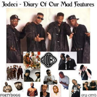 JODECI - Diary Of Our Mad Features