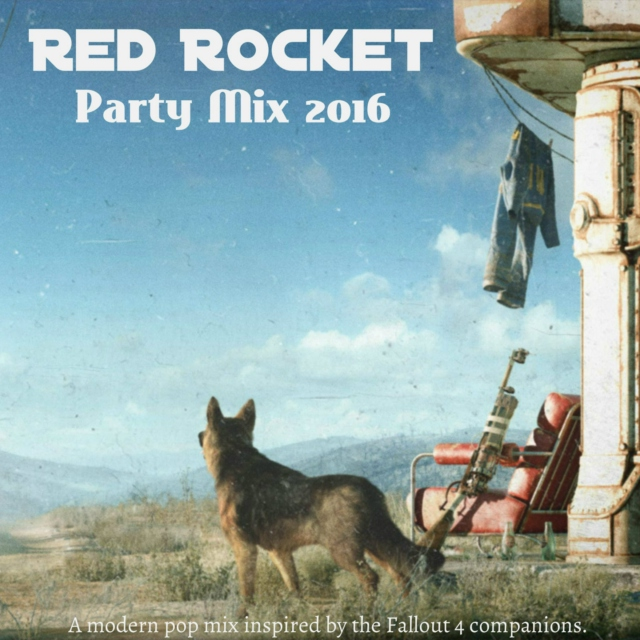 Red Rocket Party Mix 2016