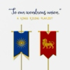 """""""To our wondrous union."""" - a Kings Rising playlist"""