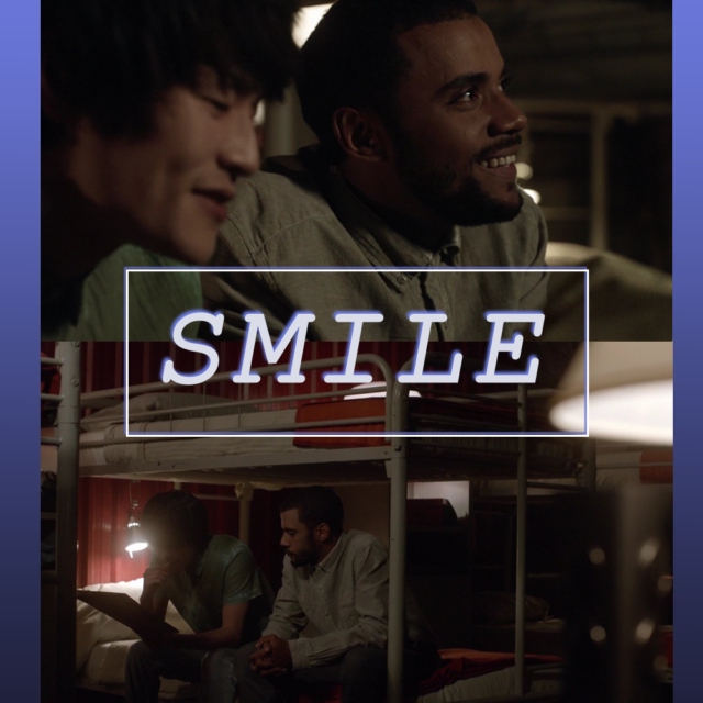 Smile, the worst is yet to come. Minty