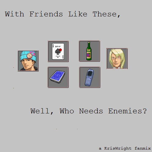 With Friends Like These, Well, Who Needs Enemies?