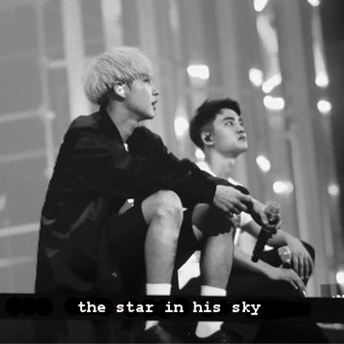the star in his sky