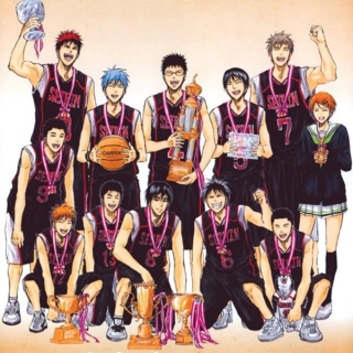 ultimate knb playlist (THIRD EDITION)
