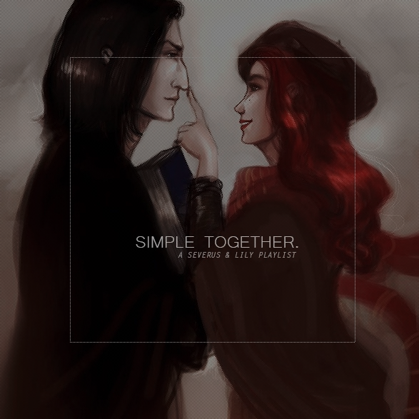 ☓᠁ █ simple together.