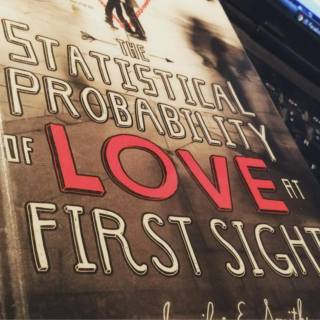 The Statistical Probability of Love at First Sight Novel Soundtrack