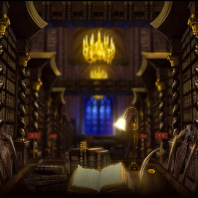 At the Library of Hogwarts... Vol II